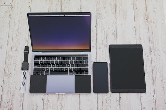 PCとスマホとタブレット利用イメージ